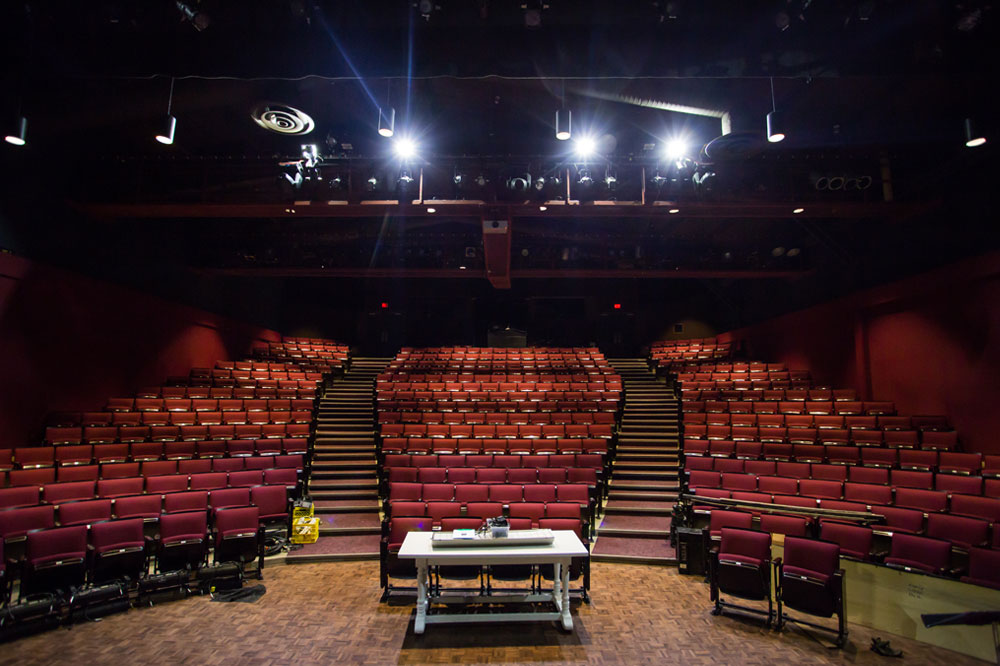 Venue Rentals Granville Island Stage Arts Club Theatre