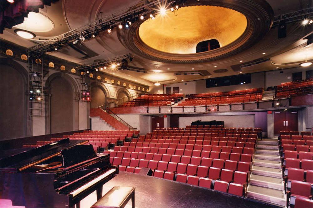 Venue Rentals - Stanley Industrial Alliance Stage - Arts