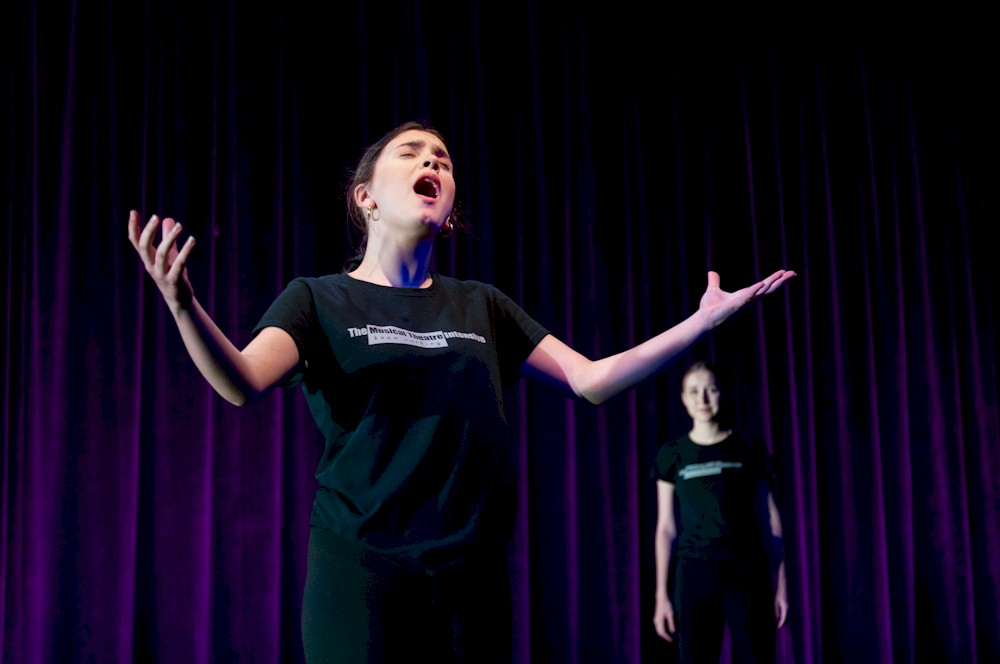 Musical Theatre Intensive - Photo by Moonrider Productions