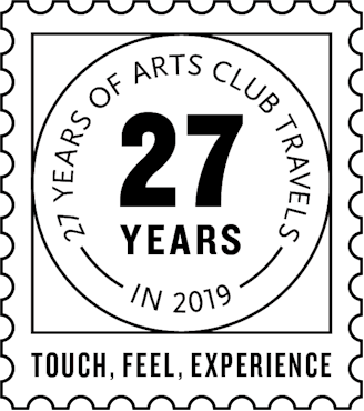 27 Years of Arts Club Travels