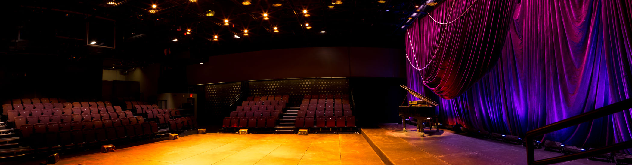 Newmont Stage at the BMO Theatre Centre - Photo by Moonrider Productions